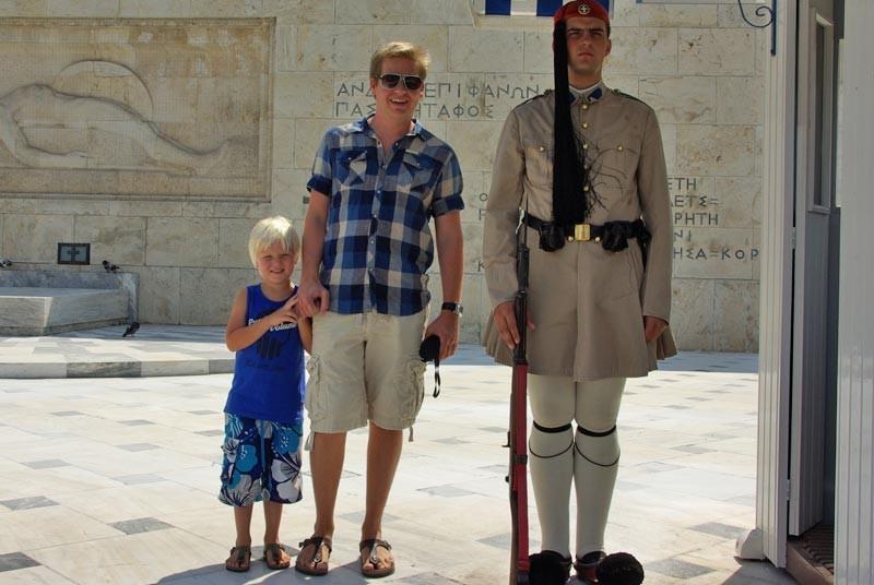 Vakantie Griekenland met kids