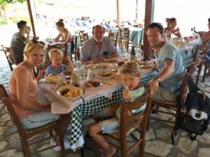 Messolonghi Grieks eten