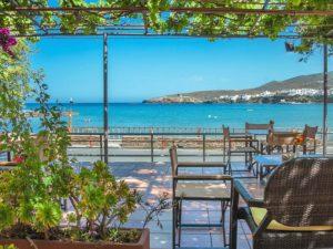 Andros Griekenland met kinderen - taverne
