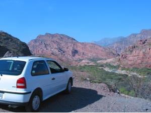 mit dem Auto durch Argentinien Mietwagenreise