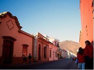 Rote Häuser von Purmamarca