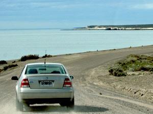Auto in Argentinien