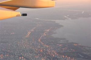 """Buenos Aires von """"oben"""""""