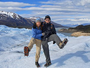 Highlight bei Argentinien Rundreise Trekking Perito Moreno