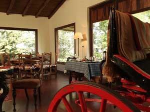 Restaurant der Estancia