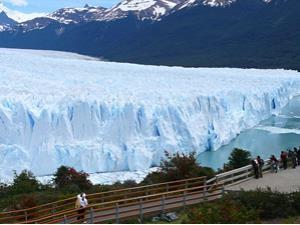 Ausflug zum Perito Moreno Gletscher bei Argentinien Rundreise