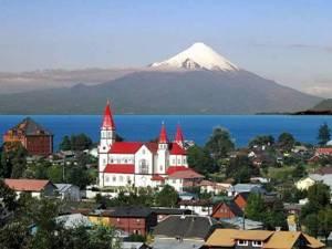 Puerto Varas und der Osorno Vulkan