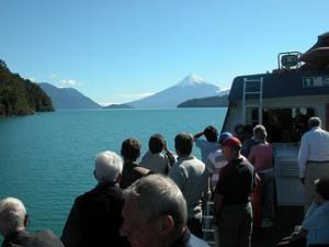 Bootsfahrt auf dem Nahuel Huapi See