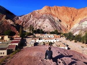 Reise Argentinien Chile Salta Berge