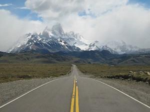 Die Straße nach Chaltén