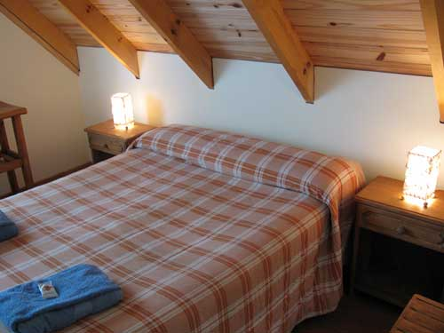 Einfache, aber gemütliche Zimmer in El Chaltén