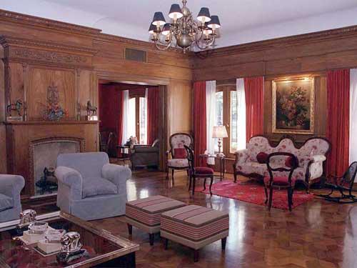 Lobby Komforthotel Salta