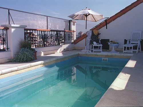 Pool Komforthotel Salta
