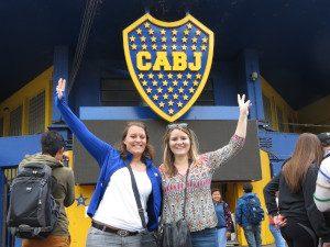 Highlight bei Argentinien Rundreise Fußballstadion in Buenos Aires