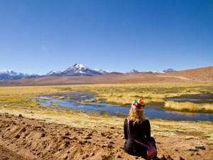 Atacama Wüste Tour Altiplano Chile