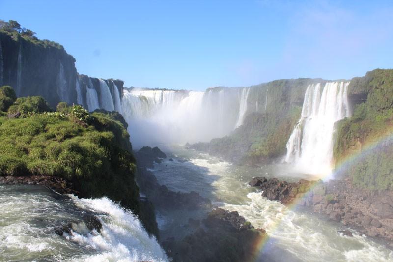 Argentinien Highlights Iguazú Wasserfälle