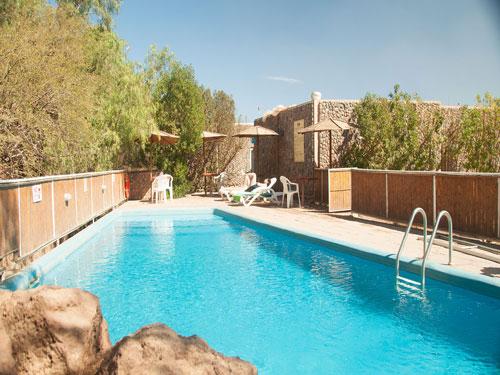 Komforthotel San Pedro de Atacama Pool