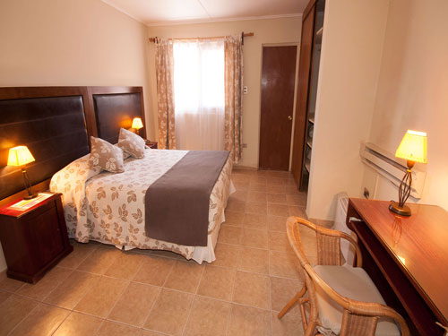 Zimmer Komforthotel San Pedro de Atacama Chile