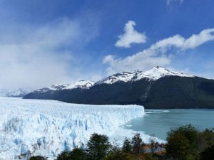 Perito Moreno Gletscher bei El Calafate bei Argentinien Rundreise