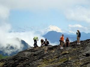 Chile Trekking Villarica Vulkan Pucón