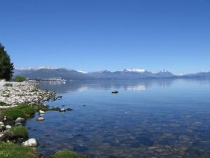 Bariloche am Lago Nahuel Huapi