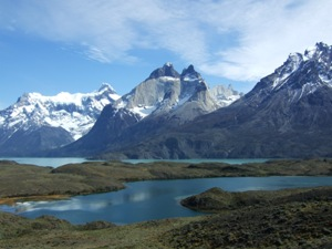 Tour Torres del Paine Nationalpark Lago Nordenskjoeld
