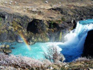 Wasserfall im Torres Nationalpark