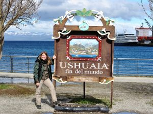 Ushuaia auf Feuerland