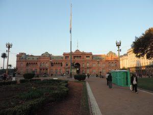 Argentiniens Hauptstadt Buenos Aires