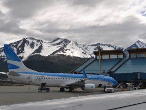 Inlandsflug in Argentinien
