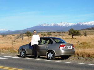 Mietwagentour in Argentinien