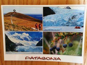 Postkarte aus Patagonien