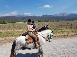 Ausritt mit Gaucho auf der Sayta Ranch
