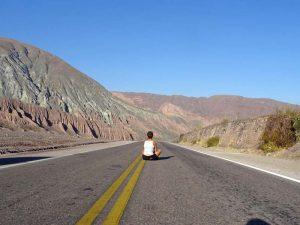 Mit dem Mietwagen durch die Quebrada de Humahuaca