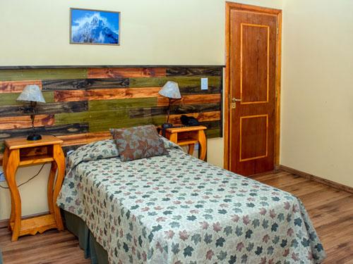 Einfache Unterkunft in Ushuaia