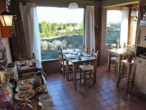 Fruehstueck Budget-Unterkunft El Calafate