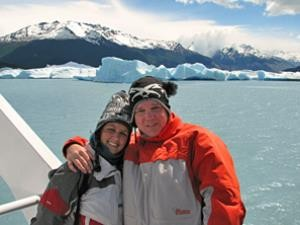 Rundreise Patagonien - Dem Gletscher zum Anfassen nahe
