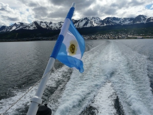 Patagonien Rundreise - Bootsfahrt auf dem Beagle Kanal