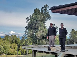 Chile Rundreise 2 Wochen - Gastgeber Audrey und Michael