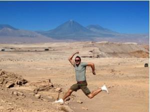 Tal des Mondes in der Atacamawüste