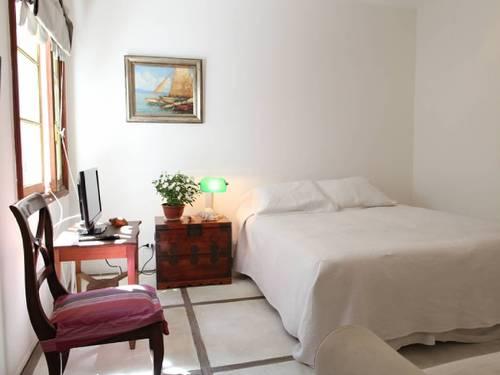Zimmer des Standarhotels in Santiago