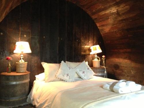 Zimmer im Weinfass in Pirque