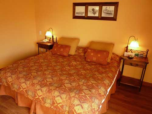 Zimmer Komforthotel Ushuaia