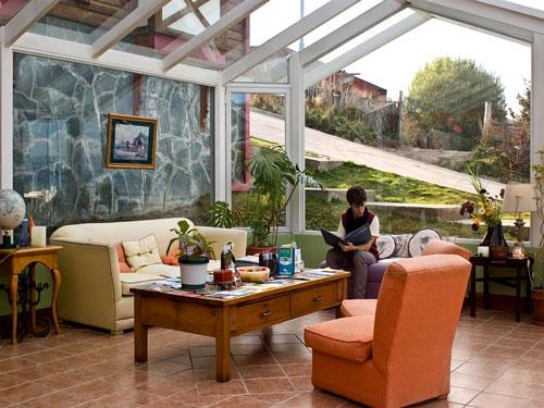 Stadthotel Ushuaia Wintergarten