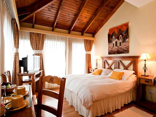 Stadthotel Ushuaia Zimmer