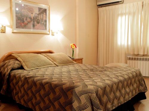 Zimmer Hotel Mendoza Zentrum