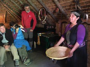 Besuch bei den Mapuche in Chile