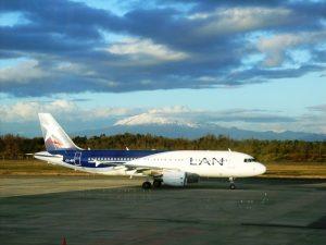 Inlandsflug mit LAN