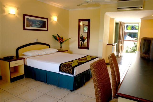Hotelzimmer Cairns Familienrundreise Australien