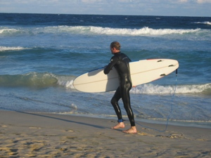 Byron Bay Surfer - von Sydney nach Brisbane